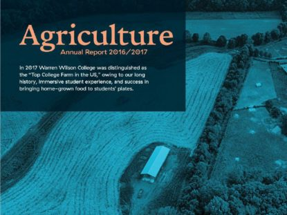Ag annual report cover