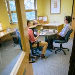 Julie Wilson in the Writing Studio
