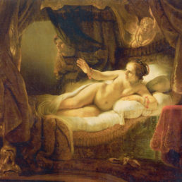 Danaë - Rembrandt