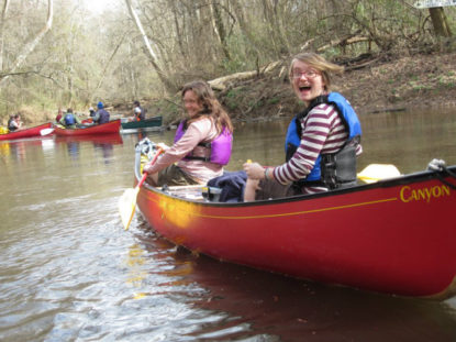 congaree, conservation and canoeing