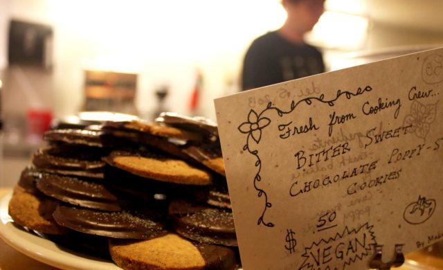 Cookies at Sage Cafe