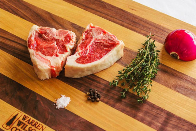 Beef from the College Farm