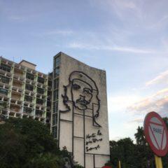 Plaza de la Revolución in Havana, Cuba.