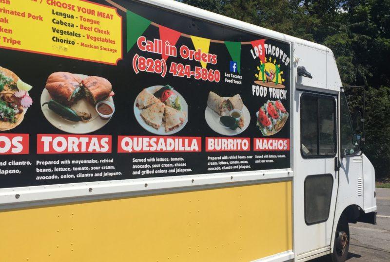 Los Tacotes taco truck