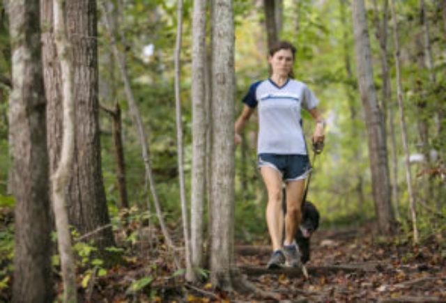 Natasha Shipman running