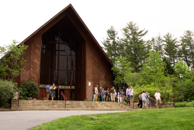 Presbyterian Church & College Chapel