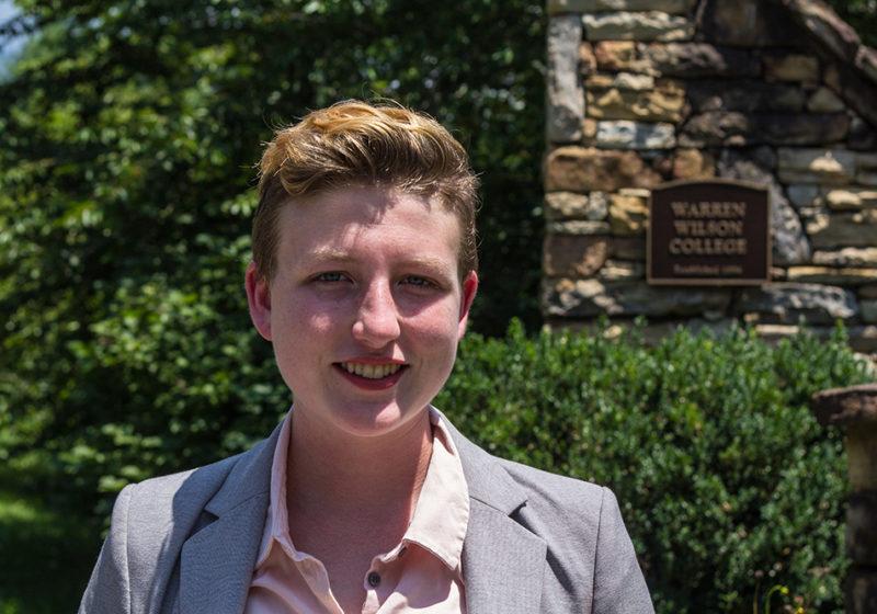 Ayla Rand, Student Trustee 2016-2017