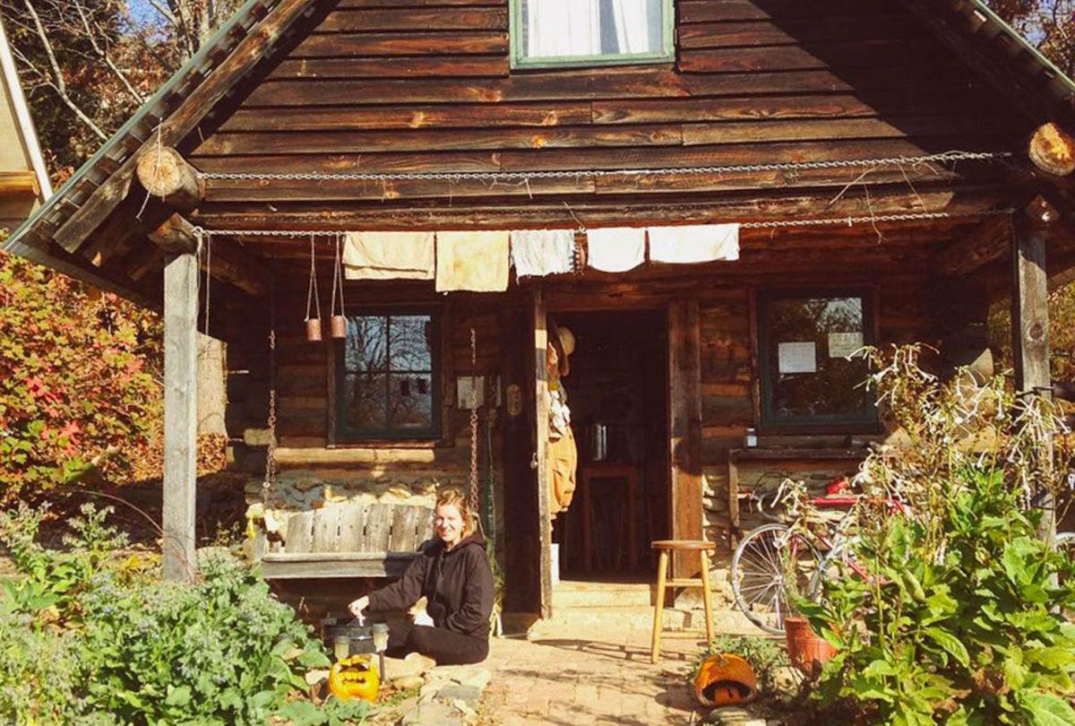 Herb cabin