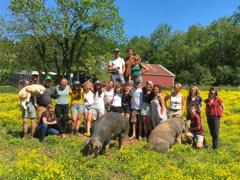Farm Crew group shot