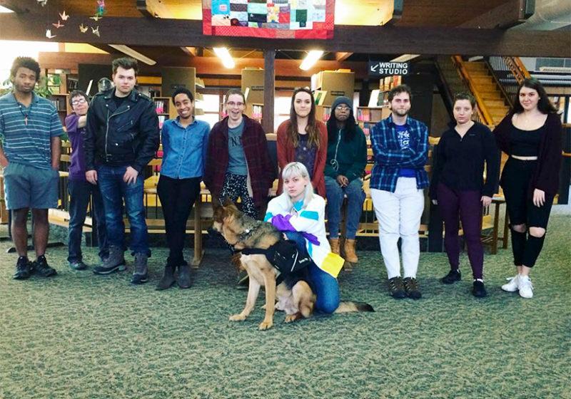 Library Crew