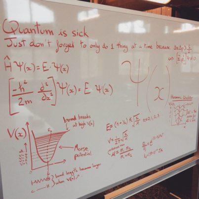 Whiteboard - Physics - Math
