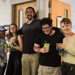 Students at CIAC Open House